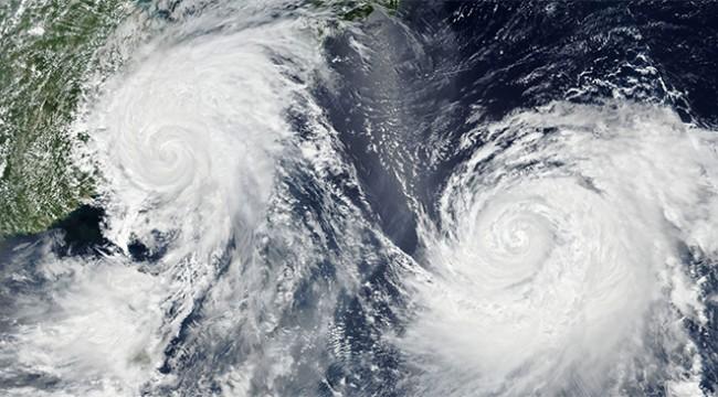 Japonya'da fırtına alarmı: Yüzlerce uçuş iptal edildi