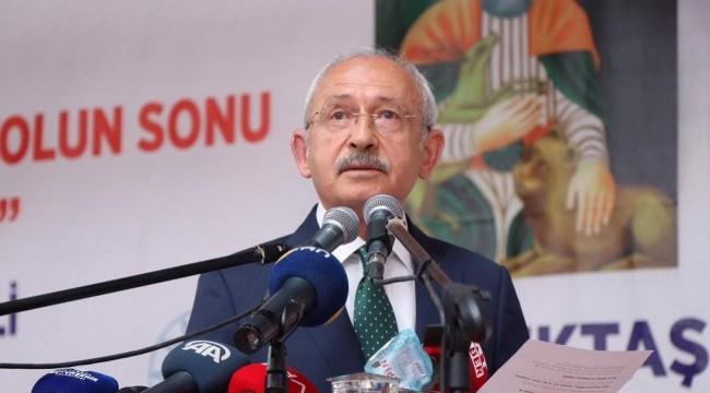 Kılıçdaroğlu: Açlık ve kıtlık yaşanan bölgelerin büyük bölümünü İslam ülkeleri oluşturuyor