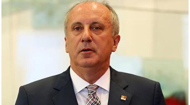 Muharrem İnce'den Türk-İş Başkanı Atalay'a: