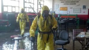 Sakarya'da lisede kimyasal alarmı: AFAD ekipleri çalışmalarını sürdürüyor
