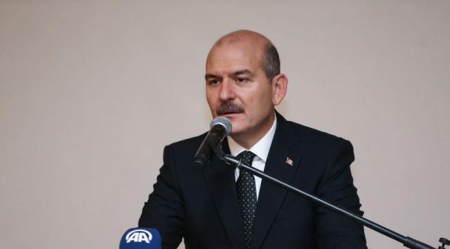 Soylu: Türkiye belediyeler üzerinden terörün merkezi haline getirilmeye çalışılıyor