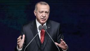 Erdoğan: Kapalı spor salonlarına arena ismi veriyorlar; ne demek arena!