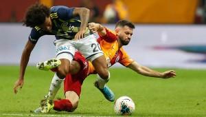 Galatasaray-Fenerbahçe derbisinde 32 kişiye adli işlem yapıldı