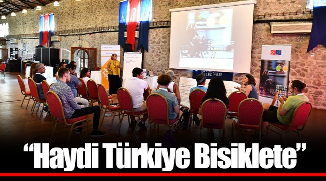 """Haydi Türkiye Bisiklete"""