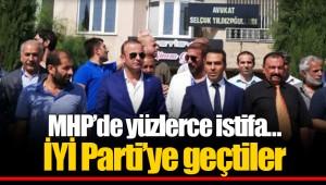 MHP'de yüzlerce istifa… İYİ Parti'ye geçtiler