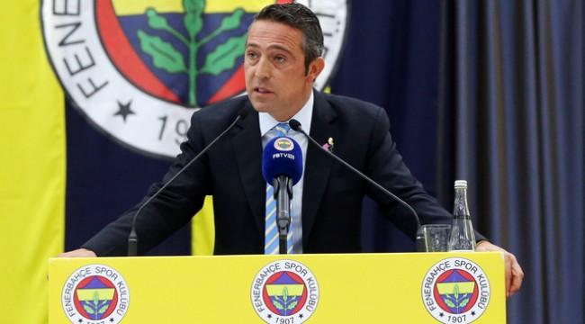 PFDK'dan Ali Koç'a ceza