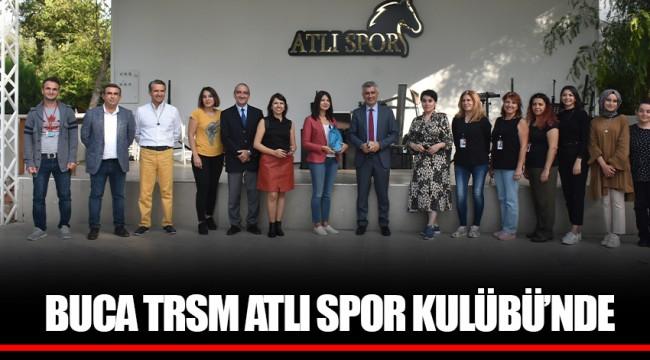 BUCA TRSM ATLI SPOR KULÜBÜ'NDE
