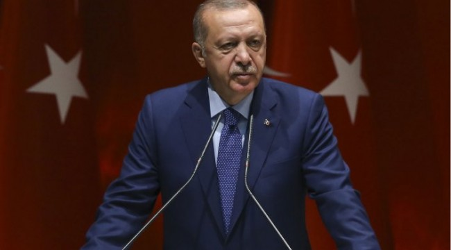 Erdoğan'dan Barış Pınarı Harekatı açıklaması: Resmen başladı