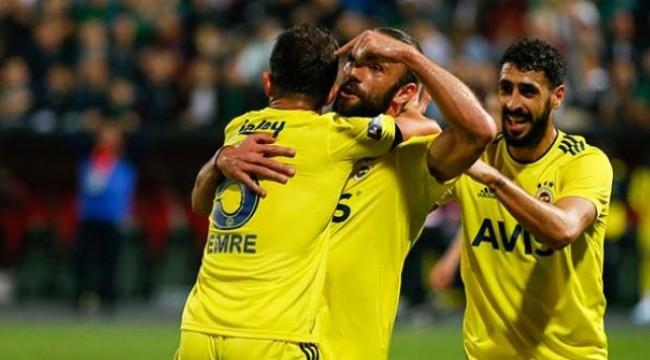 Fenerbahçe-Denizlispor: 1-2