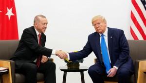 FoxBusiness kanalı sunucusu, Trump tarafından Erdoğan'a yazıldığını iddia ettiği bir mektubu yayınladı