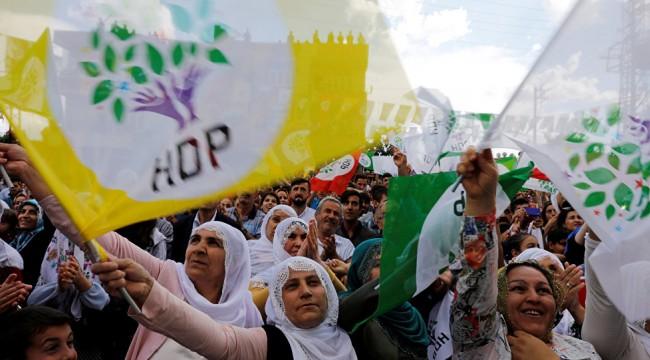 HDP İskenderun İlçe Eş Başkanı Ateş tutuklandı