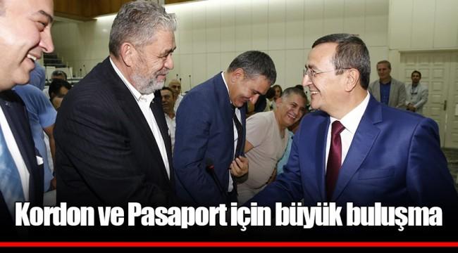 Kordon ve Pasaport için büyük buluşma