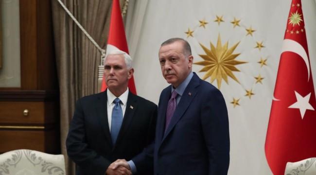 Pence-Erdoğan anlaşmasını WP'ye değerlendiren Türk yetkili: Çok kolay oldu, istediklerimizin tamamını elde ettik