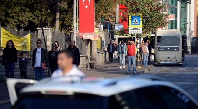 9'u 5 geçe böyle durdu Türkiye