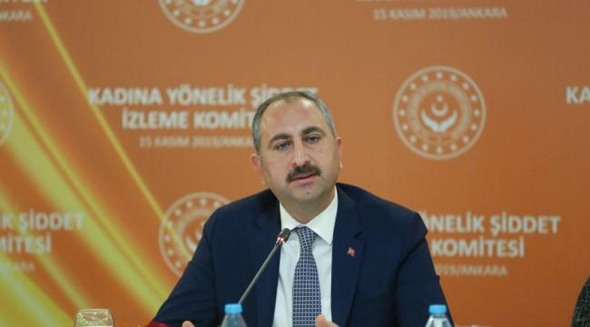 Adalet Bakanı Gül: Meslekten çıkarılan hakim ve Cumhuriyet savcısı sayısı 3 bin 926