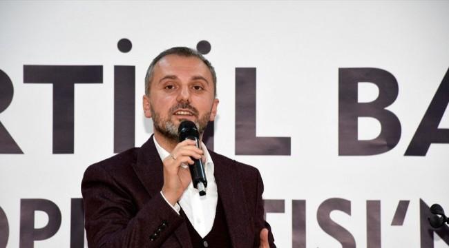AK Parti Genel Başkan Yardımcısı Kandemir: Bu topraklara ait olmayanlara hep beraber ders vereceğiz