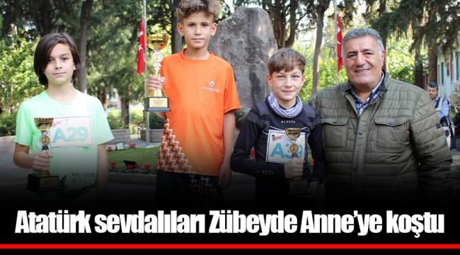 Atatürk sevdalıları Zübeyde Anne'ye koştu