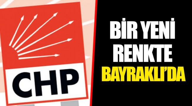 BİR YENİ RENKTE BAYRAKLI'DA