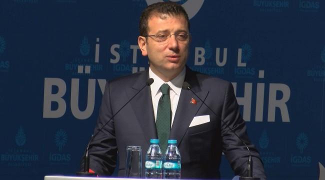 İmamoğlu'ndan su zammına ilişkin açıklama: Türkiye'nin koşullarına göre hareket etmek zorundayız
