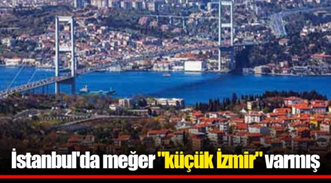 İstanbul'da meğer
