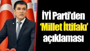 İYİ Parti'den 'Millet İttifakı' açıklaması
