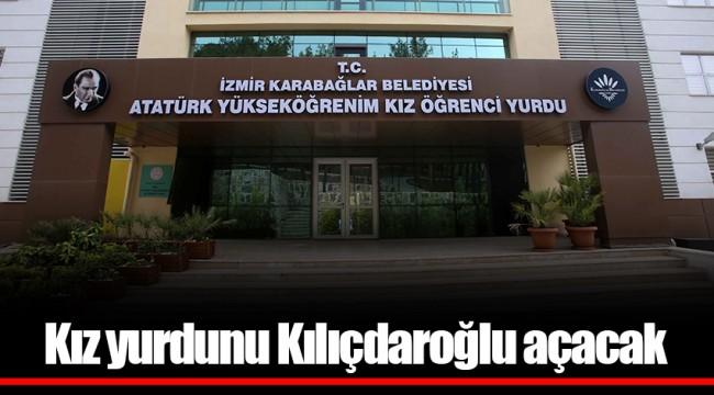 Kız yurdunu Kılıçdaroğlu açacak