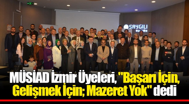 MÜSİAD İzmir Üyeleri,