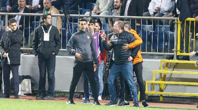Sergen Yalçın'a 4 maç ceza!