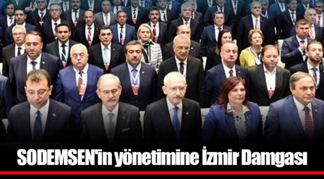 SODEMSEN'in yönetimine İzmir Damgası