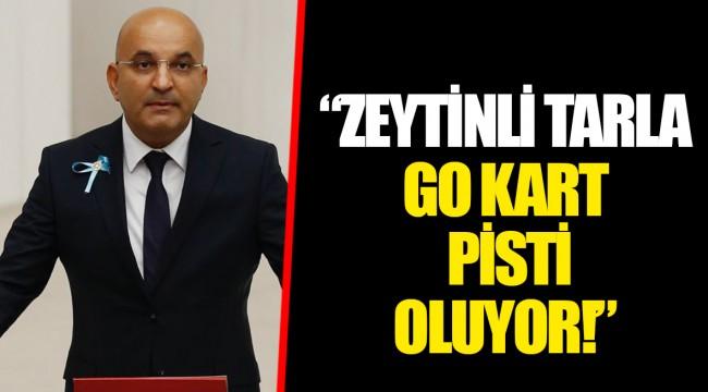 """""""ZEYTİNLİ TARLA GO KART PİSTİ OLUYOR!"""""""