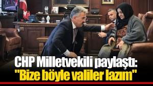 CHP Milletvekili paylaştı: