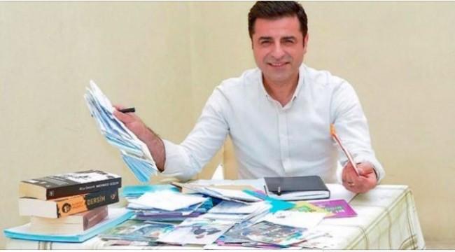 Demirtaş'a holter cihazı takıldı, sonuçlar bekleniyor