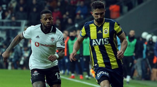 Fenerbahçe - Beşiktaş derbisinde ilk 11'ler belli oldu!