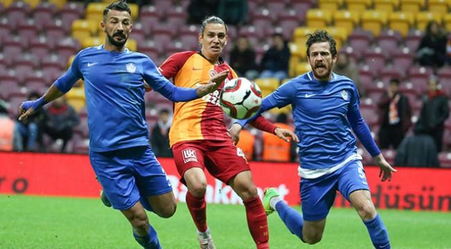 Galatasaray evinde kayıp