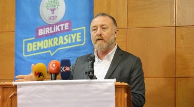 HDP Eş Başkanı Temelli: Türkiye'nin yoksulluk haritasında Kürt illerini görürsünüz