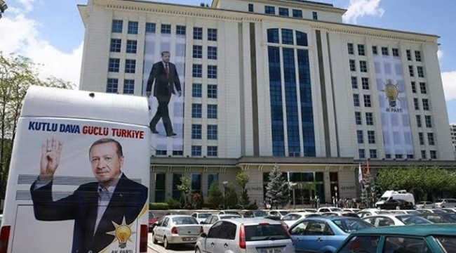 İyi Partili Halil İbrahim Oral iddiası: AK Parti Genel Merkezi'ni Cumhurbaşkanlığı korumaları koruyor