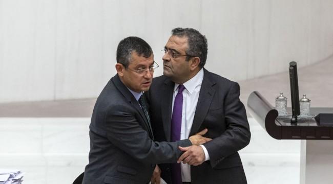Meclis'te gergin oturum: 'İt dedin' tartışması