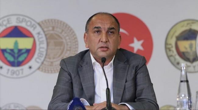 Özsoy: Asarız, keserizle gelmedik lakin Fenerbahçe'yi de kimseye yedirmeyiz