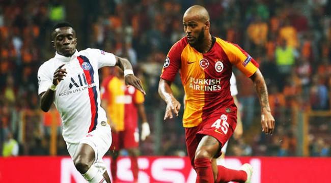 Sarı-kırmızılılar deplasmanda Paris Saint Germain'e 5-0 yenildi