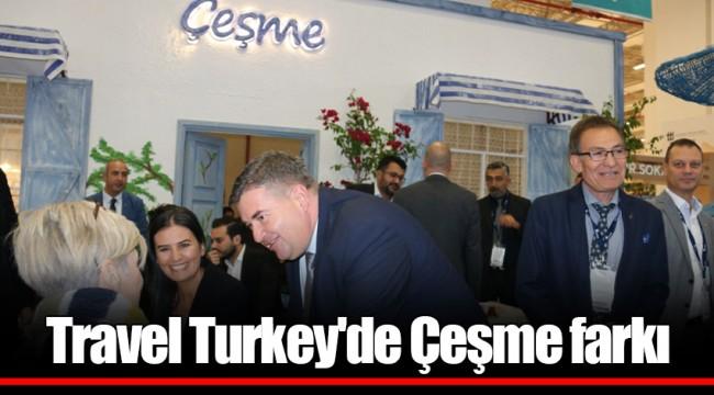 Travel Turkey'de Çeşme farkı