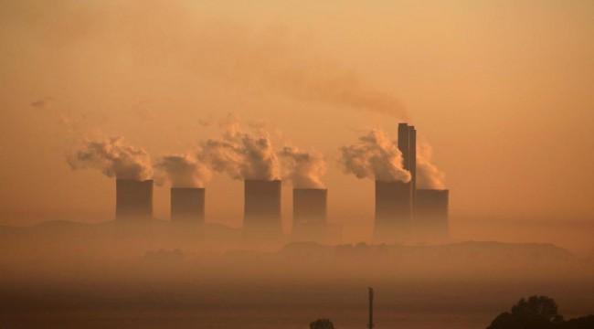 Türkiye, karbon salınımında dünyada 15'inci sırada