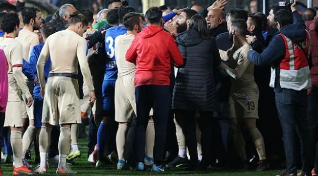 Tuzlaspor - Galatasaray maçının sevkleri açıklandı