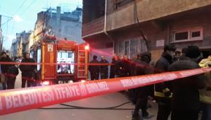 Bursa'da 74 yaşında kadın yanarak can verdi