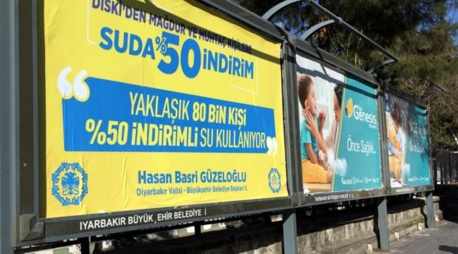 Diyarbakır'da suya indirim kampanyasının altından 'zam' çıktı