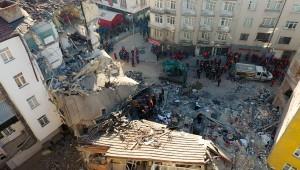Elazığ depreminin ardından TMMOB uyardı: Yıkılmamış hasarlı yapılar için tedbir alınmamış durumda