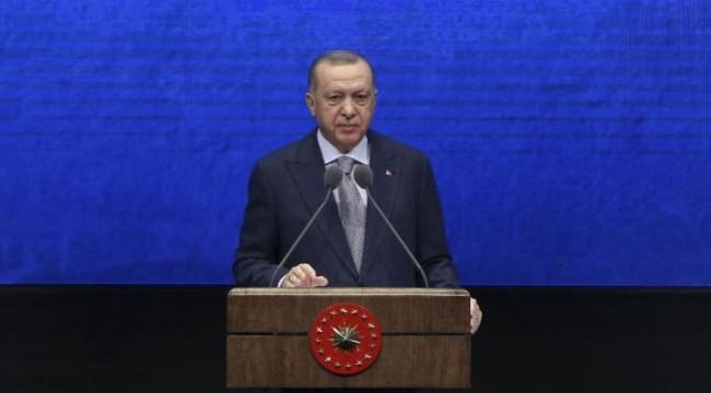 Erdoğan'dan infaz düzenlemesi açıklaması: Meclis'e geliyor