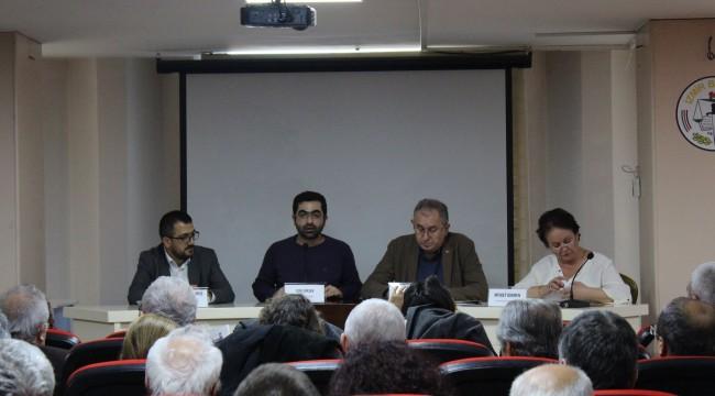 Evrensel'den Türkiye'de Basın ve Gazetecilik Paneli