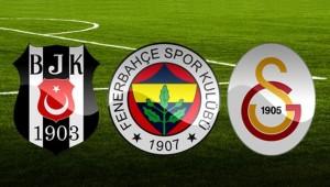 Fenerbahçe, Beşiktaş ve Galatasaray, en fazla borcu olan 20 kulüp listesinde