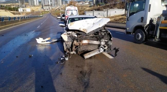 İlk kazadan kurtuldu, ikinci kazada hayatını kaybetti