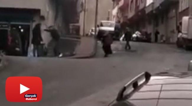 Kadını sopayla döven şahsın serbest kaldığı ortaya çıktı
